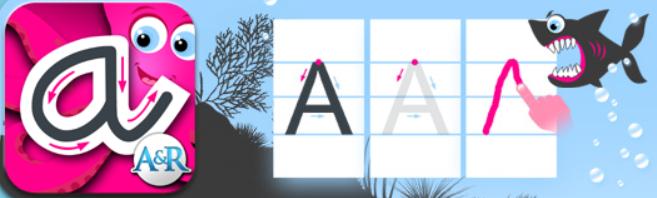 Write the Alphabet